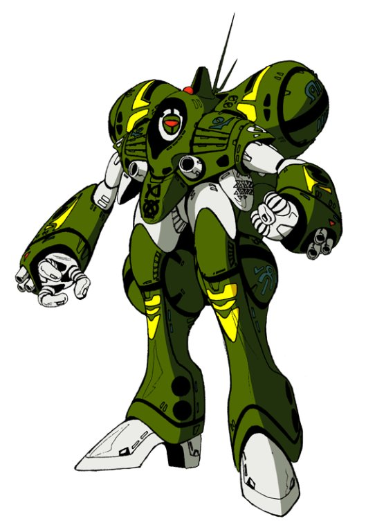 Zentraedi Female Power Armor