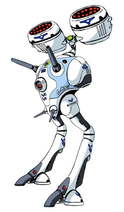 Zentraedi Light Artillery Battle Pod (LABP)